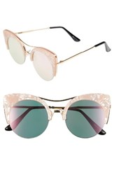 Women's Bp. 52Mm Cat Eye Sunglasses
