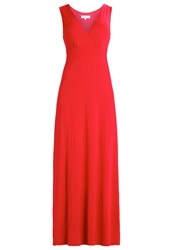 Zalando Essentials Maxi Dress Red
