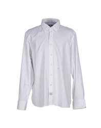 Hydrogen Shirts Shirts Men White