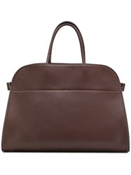 The Row Tasche Tote Bag Brown