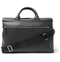 Connolly Full Grain Leather Holdall Black