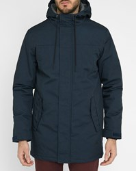Minimum Navy Parker Pr Parka