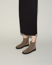 Etoile Isabel Marant Connor Boots Taupe