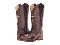 Corral Boots L5080 Chocolate Cognac Women's Brown