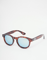 Vans Vintage Round Sunglasses Brown