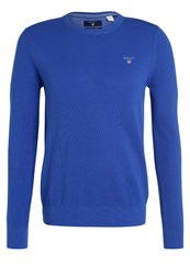Gant Jumper Dark Ocean Blue Royal Blue