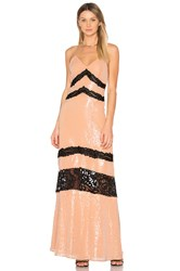 X By Nbd Miles Maxi Beige