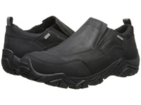 Merrell Polarand Rove Moc Waterproof Black Men's Slip On Shoes