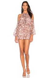 The Fifth Label Siren Calls Romper Pink
