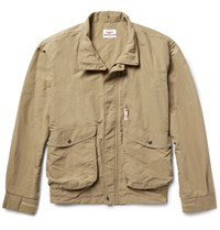Battenwear Weekend Shell Jacket Beige