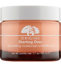 Origins Starting Overtm Ageerasing Moisturizer With Mimosa