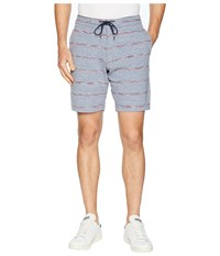Vissla Sofa Surfer Chopper Fleece Shorts Dark Denim Navy