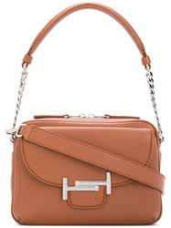 Tod's Double T Camera Bag Brown