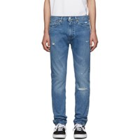 Levi's Levis Blue 510 Filiforme Skinny Fit Jeans