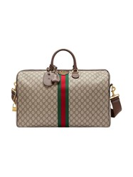 Gucci Ophidia Large Carry On Brown