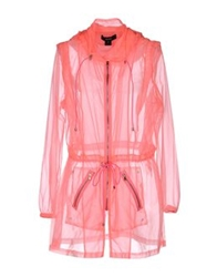Suno Full Length Jackets Fuchsia