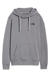The North Face Red Box Hoodie Tnf Grey Heather Tnf Black