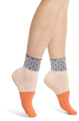 Richer Poorer Celina Ankle Socks Pink