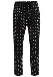 Gaudi' Gaudi Trousers Black White