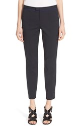 Women's Atm Anthony Thomas Melillo Slim Stretch Cotton Crop Pants