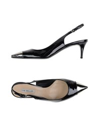The Seller Footwear Courts Women Black