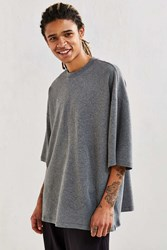 Puma Fenty By Rihanna Oversized Crew Neck Tee Dark Grey