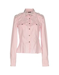 Richmond Denim Shirts Pink