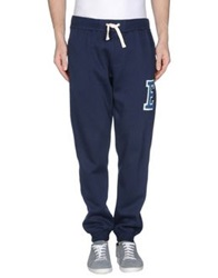 Element Casual Pants Dark Blue