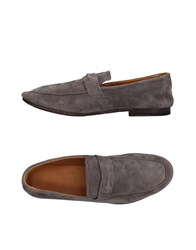Pawelk's Loafers Light Grey