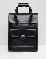 Dr. Martens Dr Black Leather Backpack