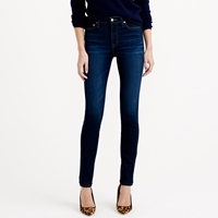 J.Crew Tall Point Sur Hightower Skinny Jean In Drifter Wash