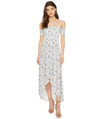 Lucy Love Tranquility Dress Sunny Morning White