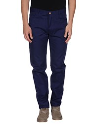 Oliver Spencer Trousers Casual Trousers Men Dark Blue