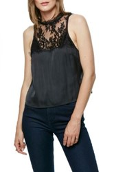 Free People Tied To You Camisole Black