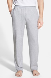 Lacoste Pique Lounge Pants Light Grey