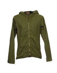 Fradi Jackets Military Green