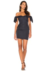 Misha Collection Dahlia Dress Navy
