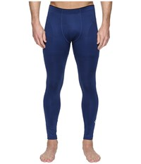 2Xist Modern Sport Performance Leggings Estate Blue Black Print Men's Casual Pants