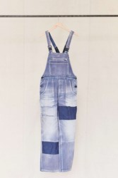 Urban Renewal Vintage Purple Patched Workwear Overall Assorted