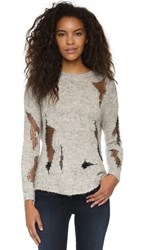 Generation Love Ezra Sweater Grey