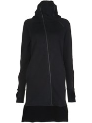 Barbara I Gongini Zipped Jacket Black