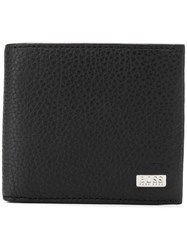 Hugo Boss Bi Fold Wallet Black