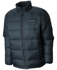 Columbia Men's Rapid Excursion Thermal Coil Jacket Graphite
