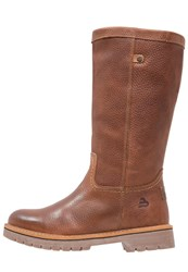 Bullboxer Winter Boots Brown
