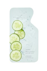 Forever 21 Cucumber Face Mask White