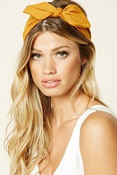 Forever 21 Bow Knit Headwrap