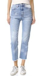 Ksubi Chlo Wasted Jeans Blue Marble