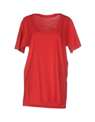 Happiness T Shirts Red