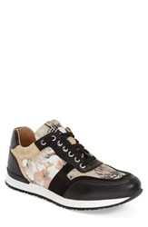 Men's Bugatchi 'Bellagio' Sneaker Nero