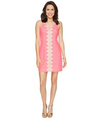 Lilly Pulitzer Pearl Shift Bungalow Pink Women's Dress